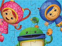 Echipa Umizoomi Puzzle