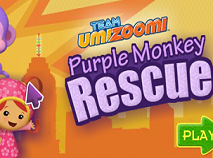 Echipa Umizoomi Salveaza Maimuta
