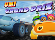 Team Umizoomi Umi Grand Prix