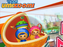 Team Umizoomi Umi City Mighty Missions