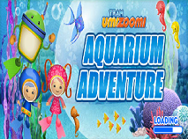 Team Umizoomi Aquarium