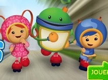 Team Umizoomi Crazy Skates