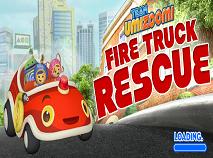 Echipa Umizoomi si Masina de Pompieri