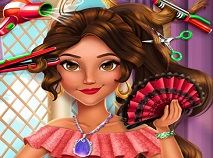 Elena of Avalor Real Haircuts