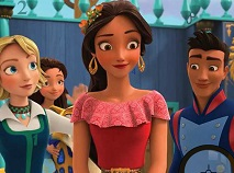 Elena of Avalor Spot the Numbers