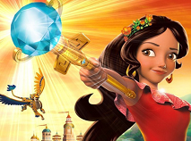 Elena of Avalor Puzzle Mania