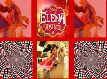 Elena din Avalor de Memorie cu Carti