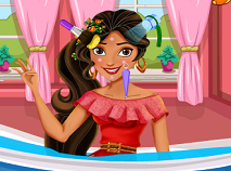 Elena din Avalor la Spa