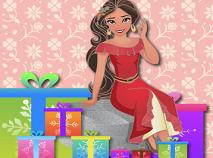 Elena din Avalor si Cadourile de Craciun