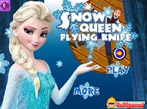 Elsa Arunca cu Cutite