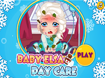 Baby Elsa Day Care