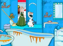 Elsa Curata Baia pentru Iarna