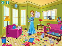 Elsa Curata Camera Pisicilor