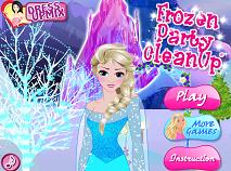 Elsa Curatenie Dupa Petrecere