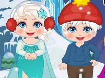 Elsa Distractie de Anul Nou