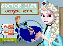 Doctor Elsa Emergency Room