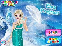 Elsa Insarcinata