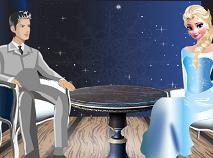Elsa Romantic Diner