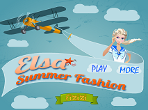 Elsa Summer Fashion