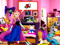 Elsa Hidden Objects
