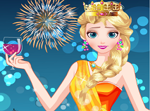 Elsa Petrecerea de Anul Nou