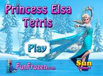 Elsa Tetris