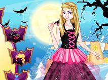 Elsa de Halloween