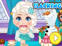 Elsa la Bal Distractie