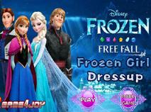 Elsa si Ana de Imbracat