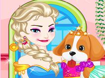 Elsa si Catelusul
