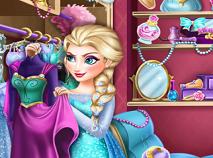 Elsa si Dulapul cu Haine