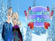 Elsa si Jack la Balul Regal