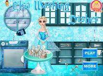 Elsa si Spalatul Vaselor