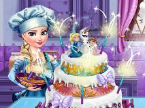 Elsa si Tortul de Nunta