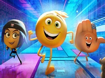 The Emoji Movie Puzzle