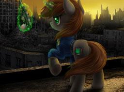 Equestria Post-Apocaliptica