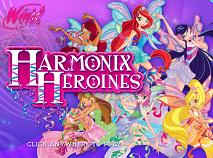 Eroinele Harmonix