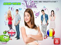 Esti Fan Violetta?