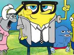 Esti un Super Fan Spongebob?