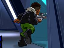 Evadarea lui Nick Fury