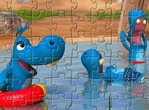 Familia Happos Puzzle