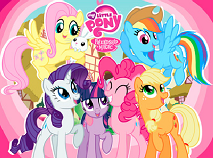 My Little Pony Family