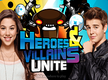 The Thundermans Heroes and Villains Unite