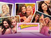Familia Thunderman Testul Prietenelor