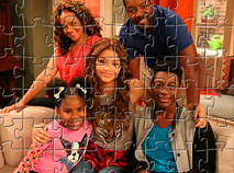 K.C. Undercover Family Puzzle