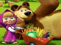 Ferma lui Masha si Ursul