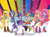 Equestria Girls Fashion Show