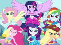 Equestria Girls Hidden Stars