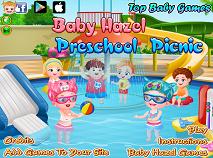 Fetita Hazel Picnic Prescolar