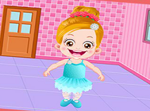 Fetita Hazel de Colorat